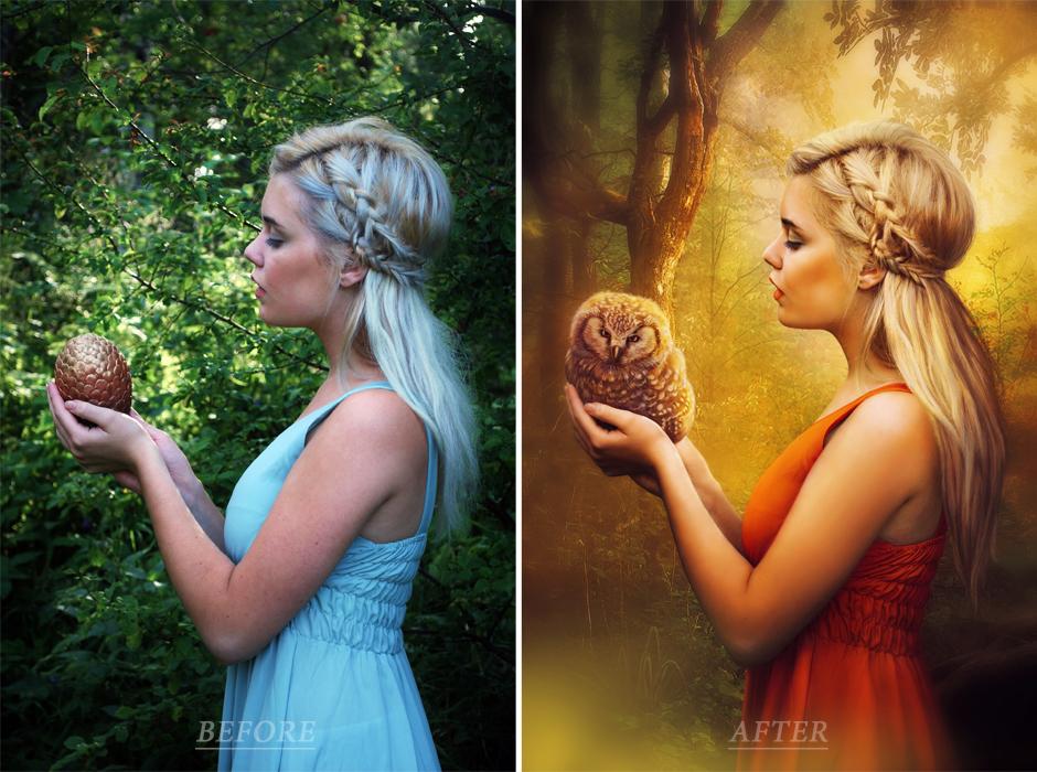 арт-коллаж (фотографика) © Красных Катерина - фотоколлаж, фотомонтаж, услуги фотохудожника ретушера обработка редактирование фото