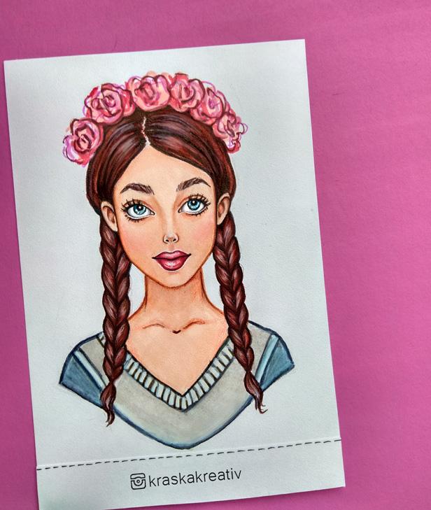 Krasnih Katerina Illustration
