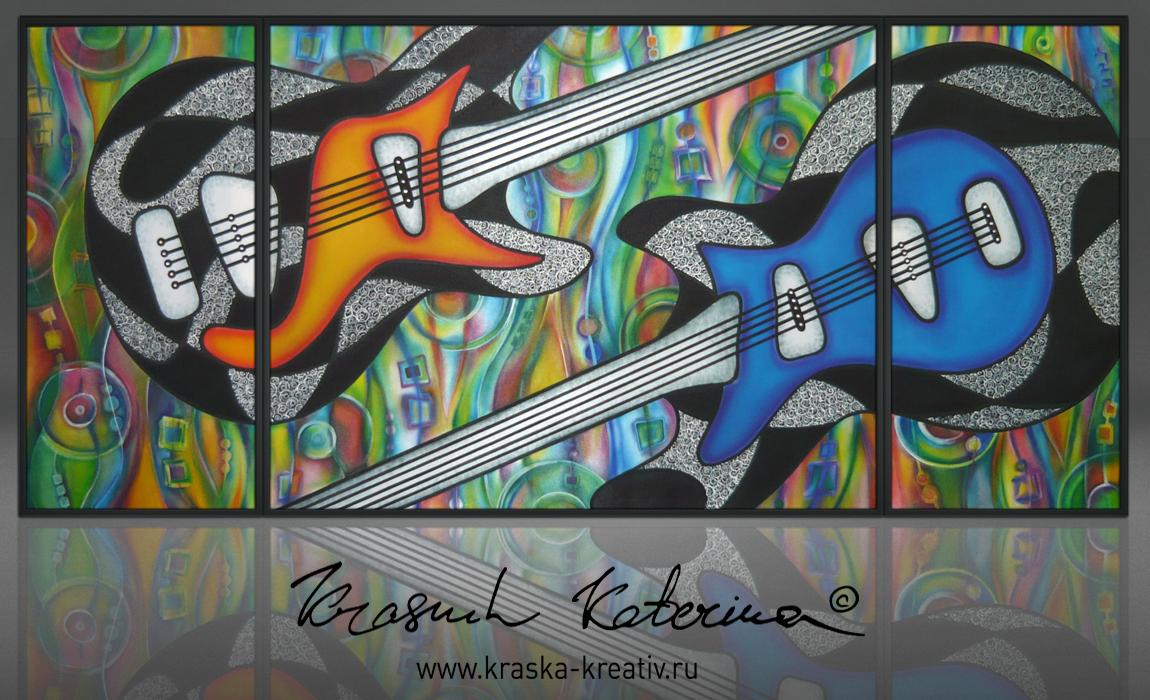 батик / роспись по ткани / декоративно-прикладное искусство © Красных Катерина